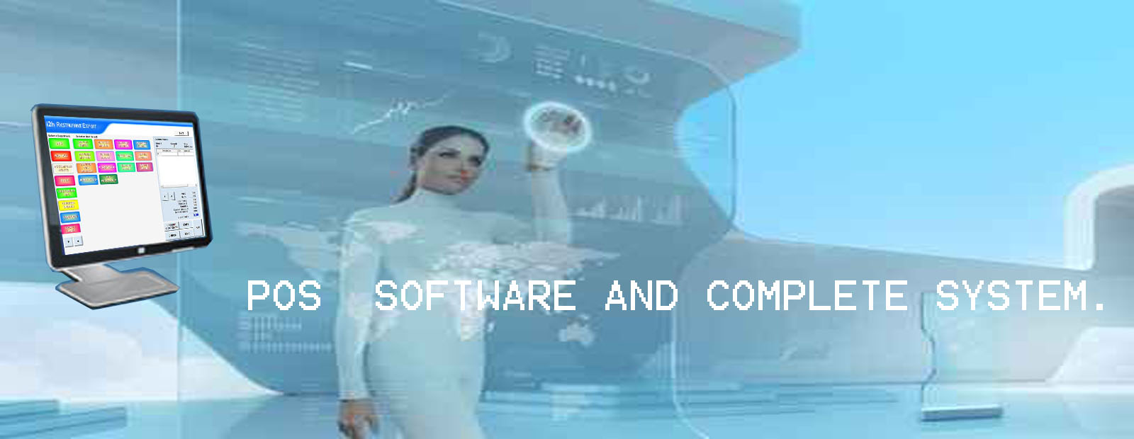 Point of sale System & Software.